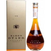Коньяк Baron Otard Vs от 3 лет выдержки 0.7л 40% gift box (PLK3253781210022)
