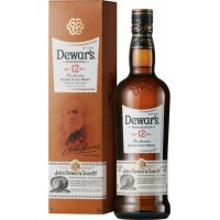 Виски Dewar's Special Reserve 12 Years Old 1л 40% gift box (PLK5000277002627)