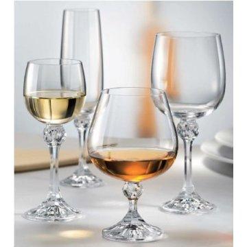 Набор бокалов для коньяка Bohemia Julia 400 мл, 6 шт.