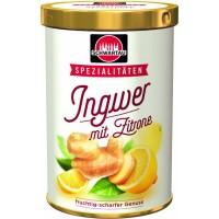 Варенье имбирно-лимонное Schwartau, ж/б (350 г)