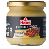 Горчица с медом Haas (215 г)