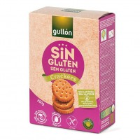 Печенье без глютена Gullon Crackers sin Gluten (200 г)