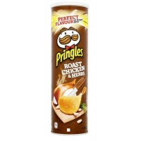Чипсы Pringles Chicken Herbs (200 г)