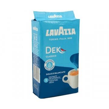 Кофе Lavazza Dek Gusto Classico, 250 г (молотый)
