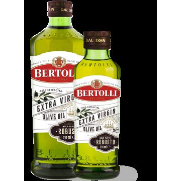 Оливковое масло Bertolli Robusto Extra Vergine (1 л)