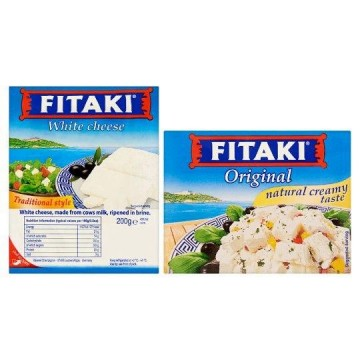 Сыр Fitaki White cheese, 45 % (200 г)