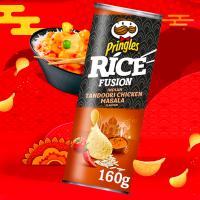Чипсы Pringles Rice Infusions Indian Tikka Masala (160 г)