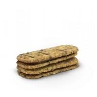 Печенье Gullon Cuor Di Cereale Biscotti con Avena Gocce di Cioccolato (220 г)