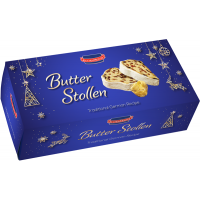 Кекс KuchenMeister Stollen сливочный ( в коробке ), 500 Г